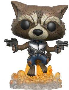 Funko POP de Rocket Racoon - Los mejores FUNKO POP de Rocket Racoon - Los mejores FUNKO POP de Guardianes de la Galaxia - Funko POP de Marvel de los Vengadores