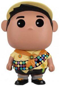 Funko POP de Russell - Los mejores FUNKO POP de UP - FUNKO POP de Disney Pixar