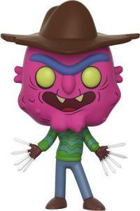 Funko POP de Scary Terry - Los mejores FUNKO POP de Rick y Morty - Los mejores FUNKO POP de series de dibujos animados