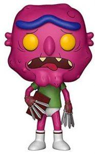 Funko POP de Scary Terry exclusivo - Los mejores FUNKO POP de Rick y Morty - Los mejores FUNKO POP de series de dibujos animados