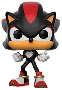 Funko POP de Shadow - Los mejores FUNKO POP de Sonic - Los mejores FUNKO POP de personajes de videojuegos