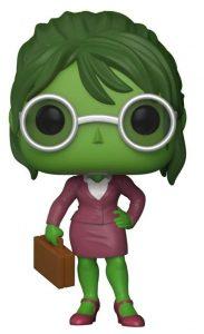 Funko POP de She-Hulk abogada - Los mejores FUNKO POP de Hulk - Funko POP de Marvel Comics - Los mejores FUNKO POP de los Vengadores
