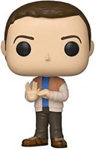 Funko POP de Sheldon Cooper - Los mejores FUNKO POP de The Big Bang Theory - Funko POP de series de televisión