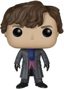 Funko POP de Sherlock Holmes - Los mejores FUNKO POP de la serie de Sherlock - Funko POP de series de televisión