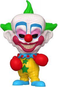Funko POP de Shorty - Los mejores FUNKO POP de Los payasos asesinos del espacio exterior - Killer Klowns from Outer Space - Funko POP de películas de cine