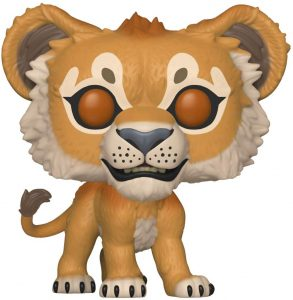 Funko POP de Simba Live Action - Los mejores FUNKO POP del Rey León - Funko POP de Disney