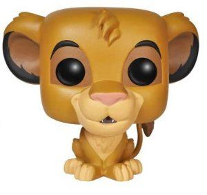 Funko POP de Simba clásico - Los mejores FUNKO POP del Rey León - Funko POP de Disney