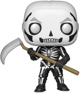 Funko POP de Skull Trooper del Fortnite - Los mejores FUNKO POP del Fortnite - Los mejores FUNKO POP de personajes de videojuegos