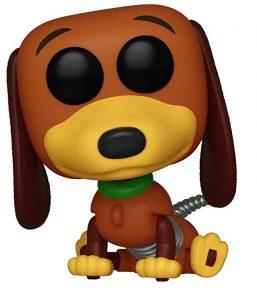 Funko POP de Slinky- Los mejores FUNKO POP de Toy Story - Los mejores FUNKO POP de Toy Story 4 - FUNKO POP de Disney Pixar