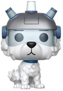 Funko POP de Snuffles - Los mejores FUNKO POP de Rick y Morty - Los mejores FUNKO POP de series de dibujos animados