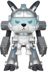Funko POP de Snuffles de 15 centímetros - Los mejores FUNKO POP de Rick y Morty - Los mejores FUNKO POP de series de dibujos animados