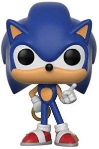 Funko POP de Sonic con anillo - Los mejores FUNKO POP de Sonic - Los mejores FUNKO POP de personajes de videojuegos