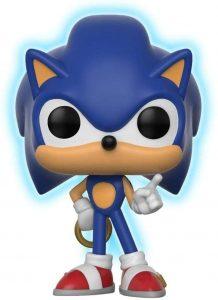 Funko POP de Sonic con anillo oscuridad - Los mejores FUNKO POP de Sonic - Los mejores FUNKO POP de personajes de videojuegos