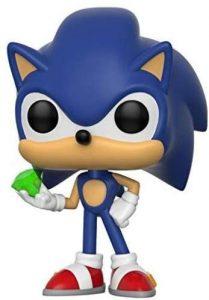 Funko POP de Sonic con diamante - Los mejores FUNKO POP de Sonic - Los mejores FUNKO POP de personajes de videojuegos
