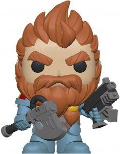 Funko POP de Space Wolves Leader - Los mejores FUNKO POP de Warhammer 40000 - Los mejores FUNKO POP de personajes de videojuegos