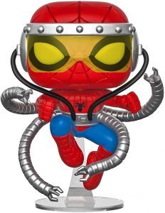 Funko POP de Spider-Octopus - Los mejores FUNKO POP de Spiderman - Los mejores FUNKO POP del Spiderverse - Funko POP de Marvel Comics - Los mejores FUNKO POP de los Vengadores