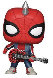 Funko POP de Spider-punk - Los mejores FUNKO POP de Spiderman - Los mejores FUNKO POP del Spiderverse - Funko POP de Marvel Comics - Los mejores FUNKO POP de los Vengadores
