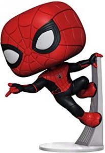 Funko POP de Spiderman Far From Home 2 - Los mejores FUNKO POP de Spiderman - Los mejores FUNKO POP del Spiderverse - Funko POP de Marvel Comics - Los mejores FUNKO POP de los Vengadores