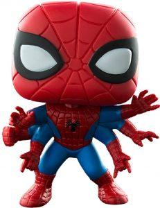 Funko POP de Spiderman con 6 brazos - Los mejores FUNKO POP de Spiderman - Los mejores FUNKO POP del Spiderverse - Funko POP de Marvel Comics - Los mejores FUNKO POP de los Vengadores