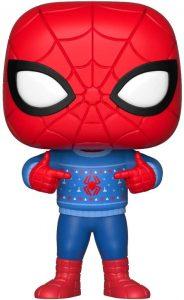 Funko POP de Spiderman con jersey - Los mejores FUNKO POP de Spiderman - Los mejores FUNKO POP del Spiderverse - Funko POP de Marvel Comics - Los mejores FUNKO POP de los Vengadores