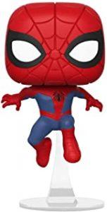 Funko POP de Spiderman en Spiderman Into the Spiderverse - Los mejores FUNKO POP de Spiderman - Los mejores FUNKO POP del Spiderverse - Funko POP de Marvel Comics