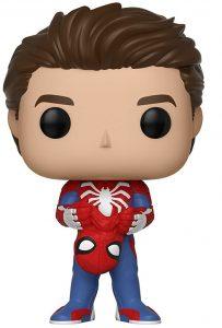 Funko POP de Spiderman sin máscara - Los mejores FUNKO POP de Spiderman - Los mejores FUNKO POP del Spiderverse - Funko POP de Marvel Comics - Los mejores FUNKO POP de los Vengadores