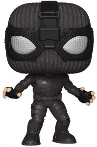 Funko POP de Spiderman traje de ocultación - Los mejores FUNKO POP de Spiderman - Los mejores FUNKO POP del Spiderverse - Funko POP de Marvel Comics - Los mejores FUNKO POP de los Vengadores