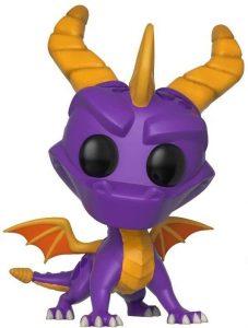 Funko POP de Spyro de 25 centímetros - Los mejores FUNKO POP del Spyro - Los mejores FUNKO POP de personajes de videojuegos