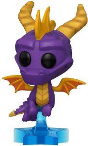 Funko POP de Spyro volando - Los mejores FUNKO POP del Spyro - Los mejores FUNKO POP de personajes de videojuegos