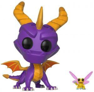 Funko POP de Spyro y Sparx- Los mejores FUNKO POP del Spyro - Los mejores FUNKO POP de personajes de videojuegos