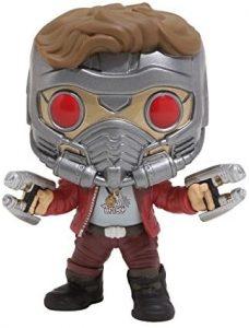 Funko POP de Star Lord con casco exclusivo - Los mejores FUNKO POP de Star Lord - Los mejores FUNKO POP de Guardianes de la Galaxia - Funko POP de Marvel de los Vengadores