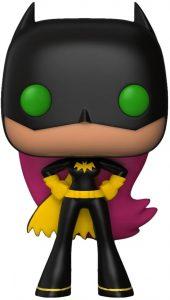 Funko POP de Starfire como Batgirl - Los mejores FUNKO POP de Batgirl - Los mejores FUNKO POP de personajes de DC - Aliados de Batman