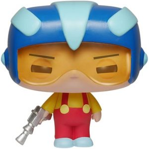Funko POP de Stewie Griffin - Los mejores FUNKO POP de Padre de familia - Los mejores FUNKO POP de series de dibujos animados