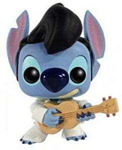 Funko POP de Stitch Elvis - Los mejores FUNKO POP de Lilo y Stitch - FUNKO POP de Disney