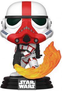 Funko POP de Stormtrooper incinerador - Los mejores FUNKO POP de Stormtroopers - Los mejores FUNKO POP de personajes de Star Wars