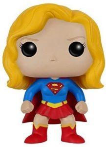 Funko POP de Supergil clásico - Los mejores FUNKO POP de Supergirl - Los mejores FUNKO POP de personajes de DC