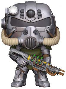 Funko POP de T-51 Power Armor - Los mejores FUNKO POP de Fallout - Los mejores FUNKO POP de personajes de videojuegos