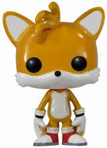 Funko POP de Tails clásico - Los mejores FUNKO POP de Sonic - Los mejores FUNKO POP de personajes de videojuegos