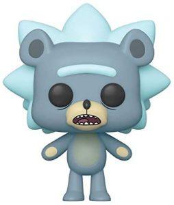 Funko POP de Teddy Rick - Los mejores FUNKO POP de Rick y Morty - Los mejores FUNKO POP de series de dibujos animados