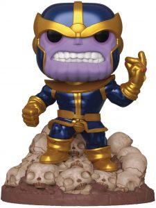 Funko POP de Thanos chasquido - Los mejores FUNKO POP de Thanos - Funko POP de Marvel Comics - Los mejores FUNKO POP de los Vengadores