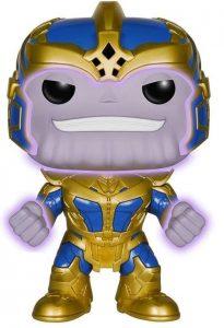Funko POP de Thanos de 15 centímetros - Los mejores FUNKO POP de Thanos - Funko POP de Marvel Comics - Los mejores FUNKO POP de los Vengadores