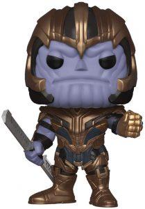 Funko POP de Thanos en End Game - Los mejores FUNKO POP de Thanos - Funko POP de Marvel Comics - Los mejores FUNKO POP de los Vengadores