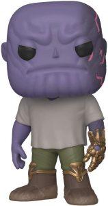 Funko POP de Thanos herido tras el chasquido - Los mejores FUNKO POP de Thanos - Funko POP de Marvel Comics - Los mejores FUNKO POP de los Vengadores
