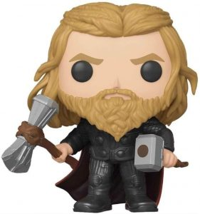 Funko POP de Thor con Mjölnir y Stormbreaker - Los mejores FUNKO POP de Thor - Funko POP de Marvel Comics - Los mejores FUNKO POP de los Vengadores