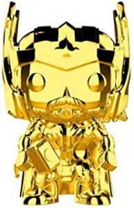 Funko POP de Thor dorado - Los mejores FUNKO POP de Thor - Funko POP de Marvel Comics - Los mejores FUNKO POP de los Vengadores