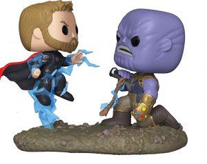 Funko POP de Thor vs Thanos - Los mejores FUNKO POP de Thor - Funko POP de Marvel Comics - Los mejores FUNKO POP de los Vengadores