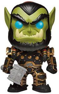Funko POP de Thrall - Los mejores FUNKO POP de World of Warcraft - Los mejores FUNKO POP de personajes de videojuegos
