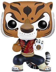Funko POP de Tigress - Los mejores FUNKO POP de Kung Fu Panda - Los mejores FUNKO POP de series de dibujos animados