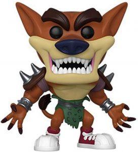 Funko POP de Tiny Tiger - Los mejores FUNKO POP del Crash Bandicoot - Los mejores FUNKO POP de personajes de videojuegos
