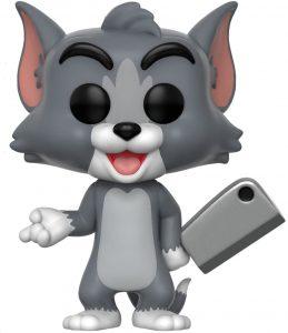 Funko POP de Tom - Los mejores FUNKO POP de Tom y Jerry - Los mejores FUNKO POP de series de dibujos animados